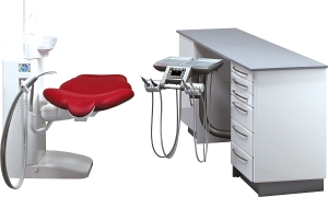 Dental unit K2 NEO furniture