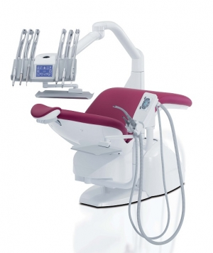 Dental unit PACIFIC NEO for left & right-handed dentists